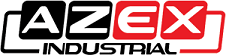 Azex Industrial Logo