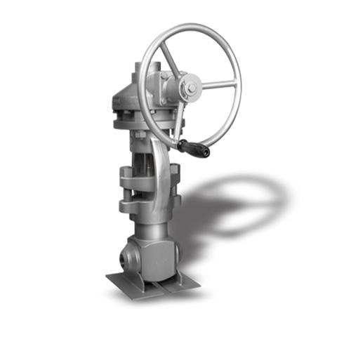 Válvula para generación eléctrica